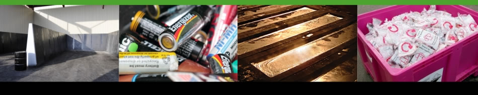 Battery Recycling Banner